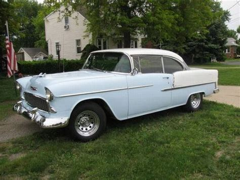 find used chevy bel air wagon 350 350 runs rolling