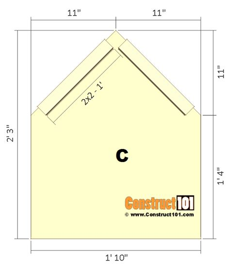 dog house materials list small house plans material list house and home design