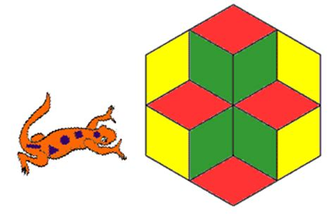 what does shape pattern mean tessellations in geometry 1