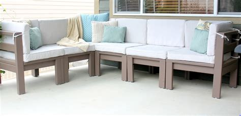 diy sectional furniture stylish diy sectional sofa with chaise and