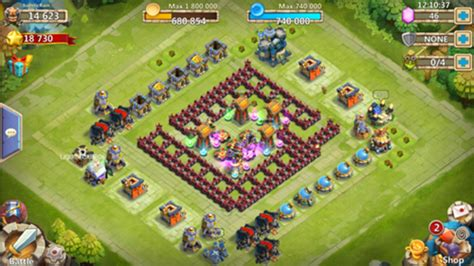 protect war loot in your clan castle clash of clans ustawienia bazy bade design w castle clash opisy