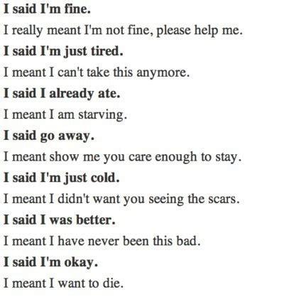 Novel I M You Die For Me anxiety anxious depressed depression depressive sad sadness scars self harm self