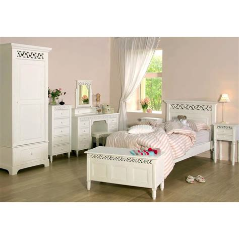 White Furniture by Unbeatable Low Prices On Belgravia White Painted