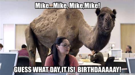 Magic Mike Meme - happy birthday mike
