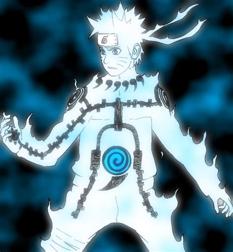 naruto chakra controlled by beauryan101 on deviantart