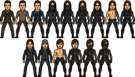 Heroes Marvel Cinematic Kaosraglan 4 winter soldier earth 199999 marvel microheroes wiki