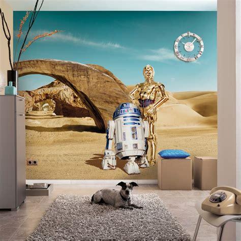 star wars bedroom wallpaper star wars r2d2 c3po wallpaper 368 x 254 cm great