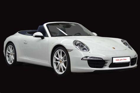 Porsche 911 Weiss by Porsche 911 Cabrio Wei 223 Eventcorner