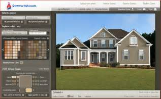 exterior house color visualizer free exterior color visualizer neiltortorella