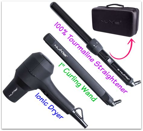 Nume Ionic Hair Dryer Review hair straightener curling wand hair dryer nume nume travel