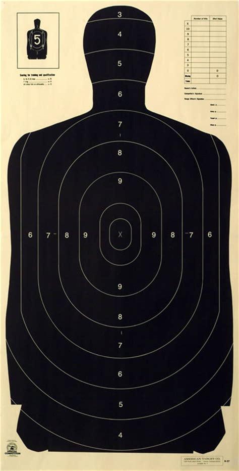 printable law enforcement shooting targets verdict released in micheal brown darren wilson shooting