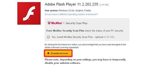 tutorial flash untuk membuat media pembelajaran cara manginstal flash player di mozilla atau google chrome