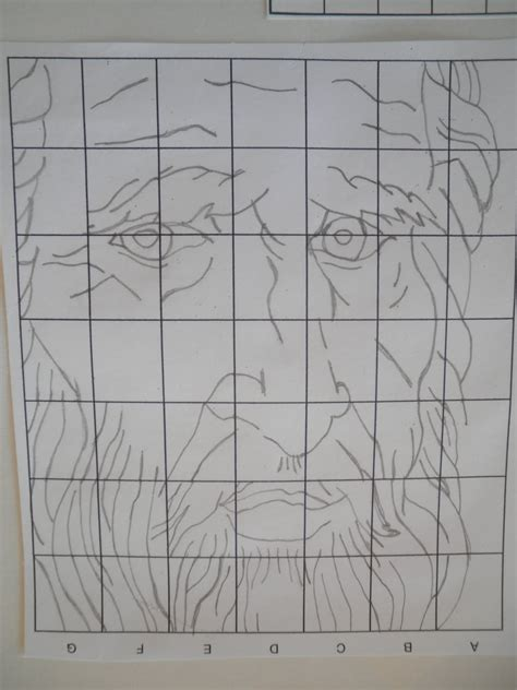 Drawing Grid by Teaching Grid Drawing