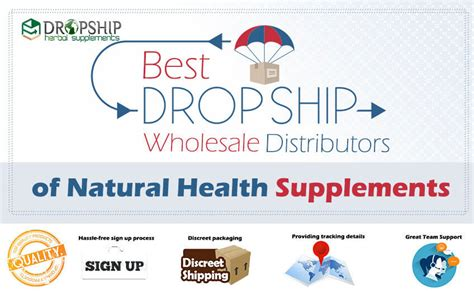 supplement dropshipping best wholesale dropship distributors of health