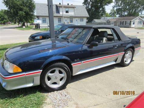 1988 ford mustang gt convertible for sale 1988 mustang gt convertible for sale