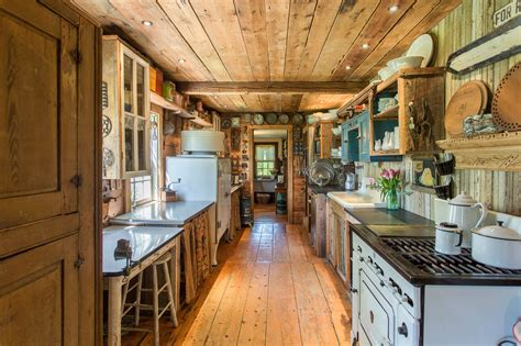 historic home interiors 18th century farmhouse filled with wood and antiques asks just 379k upstate 6sqft