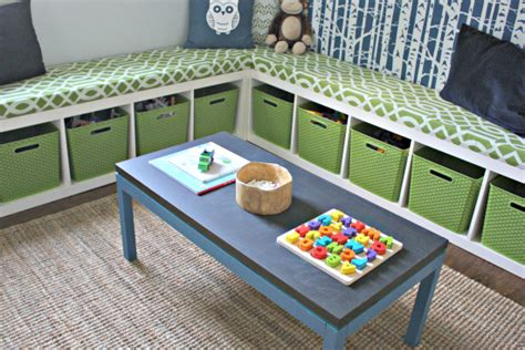 playroom storage bench playroom design on pinterest playrooms kid playroom and