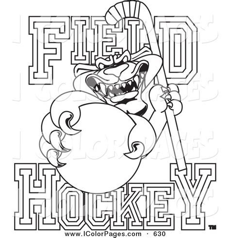floor hockey coloring pages free coloring pages of field hockey stick