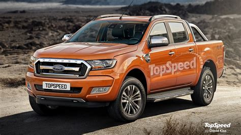 ford ranger picture  truck review  top speed