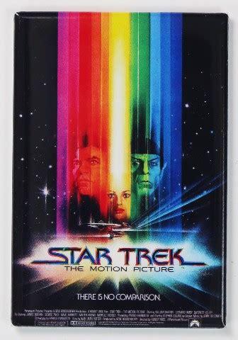 star trek  motion picture  poster fridge magnet