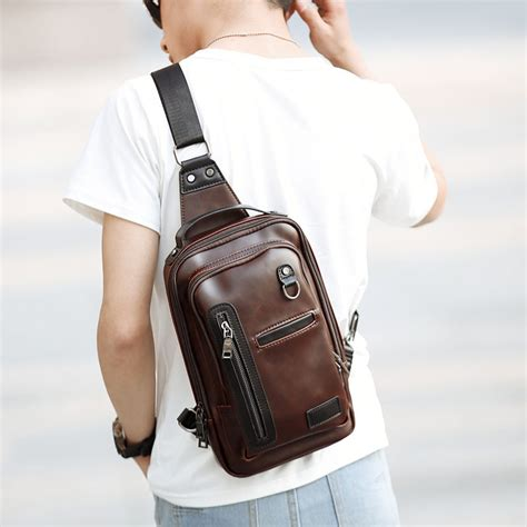 Tas Clutch Selempang Pria Import Ts660 tas clutch kulit import pria handbag dan tas selempang