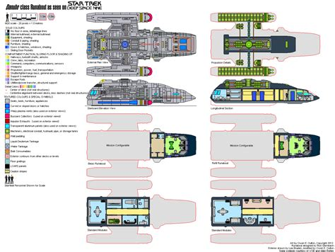 starship floor plan starship deckplan layout picture pictures