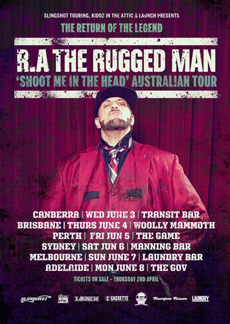ra the rugged legendary classics r a the rugged australian tour 2015