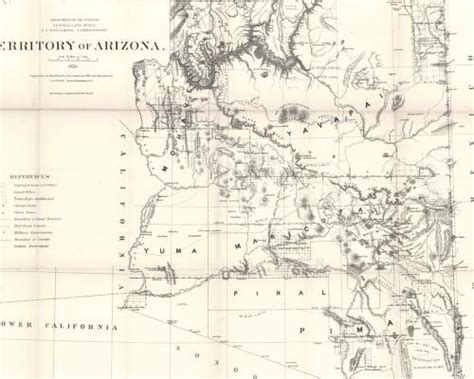 99 best images about arizona maps on purpose