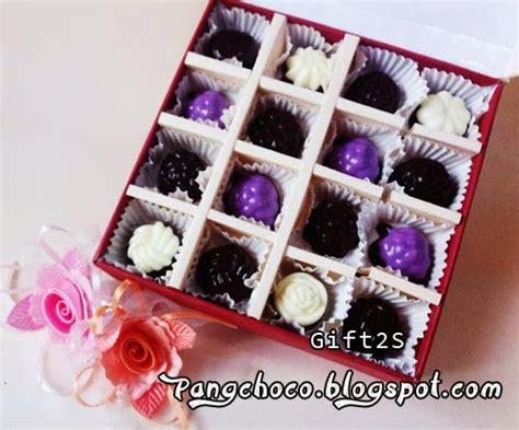 Kotak Kado Hardbox Ulangtahun Exclusivebox gift chocolate coklat hadiah pangchoco toko coklat