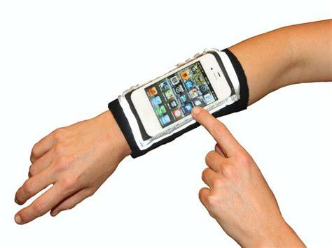 iphone  running case arm