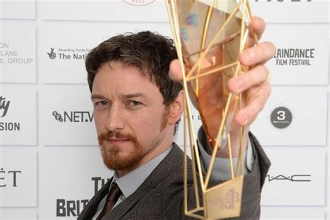 james mcavoy united agents james mcavoy and steven knight win at the bifa awards