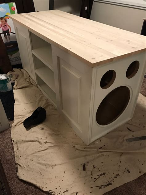 Substage200 Stealth Subwoofer Designed To Hide Your by The V B S S Diy Subwoofer Design Thread Page 10 Avs
