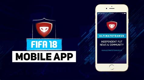 free mobile apps for android fifa 18 mobile app free ios android fifa 18 ultimate team