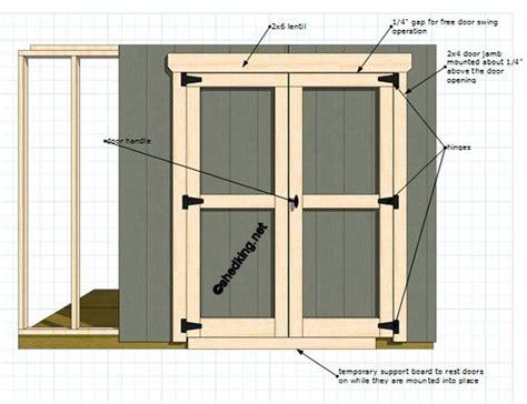 best 25 shed doors ideas on barn door garage