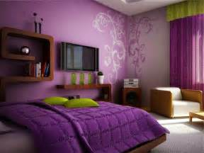 Bedroom Color Schemes Purple 25 Purple Bedroom Ideas Curtains Accessories And Paint
