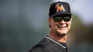 marlins manager don mattingly ok with no hair