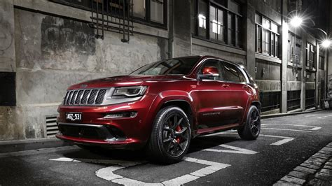 jeep grand cherokee srt night limited edition