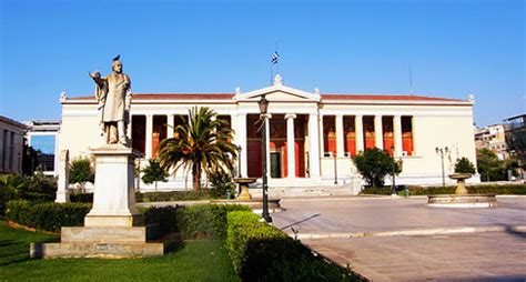 Universities In Greece For Mba by Four Universities Among Best In The World