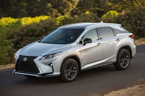 Pictures Of 2020 Lexus Rx 350 by 2020 Lexus Rx 350 Redesign Specs Release Date