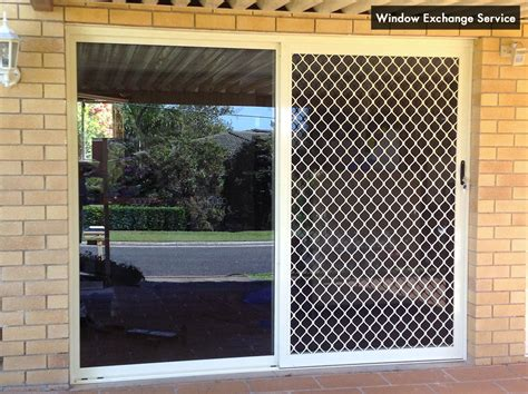 Glass Doors Brisbane Stylewise Security Glass Home Security Installation S Brisbane