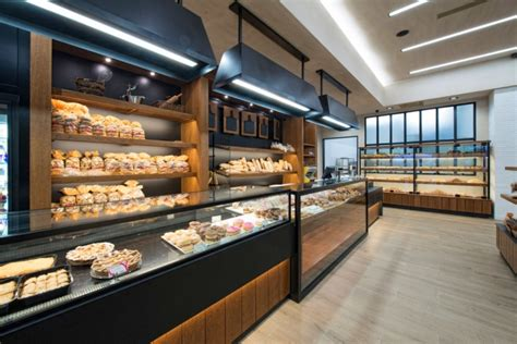 Patisserie Interior by Savoidakis Bakery Patisserie Caf 233 By Manousos