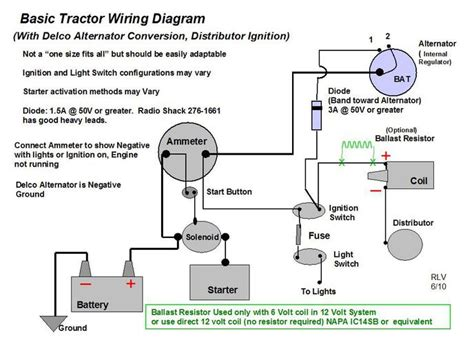wiring diagram for a d 14 yesterday s tractors 164941