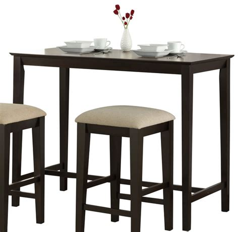monarch specialties 1359 rectangular counter height table