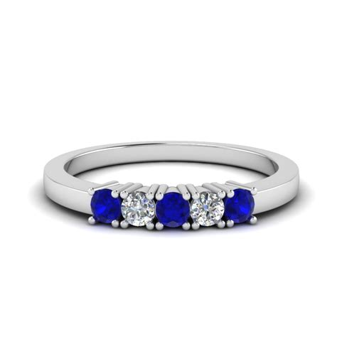 Wedding Bands Sapphire by Buy Stunning Sapphire Wedding Bands For