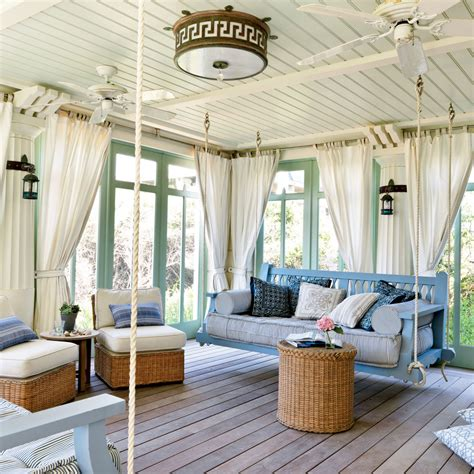 Home Decor Ta Fl by Napping Porch Inviting Florida Homes Coastal Living