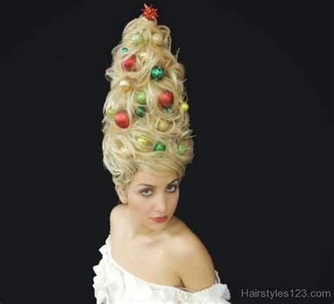 christmas tree hairstyle for girls hairstyles page 4
