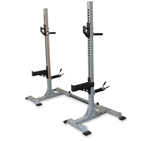 A Frame Squat Rack by Squat Stand Towers With Dip Handles Valor Fitness Bd 18