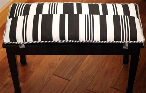 black and white bench cushion pin by ktgreendesign com on things i actually did make