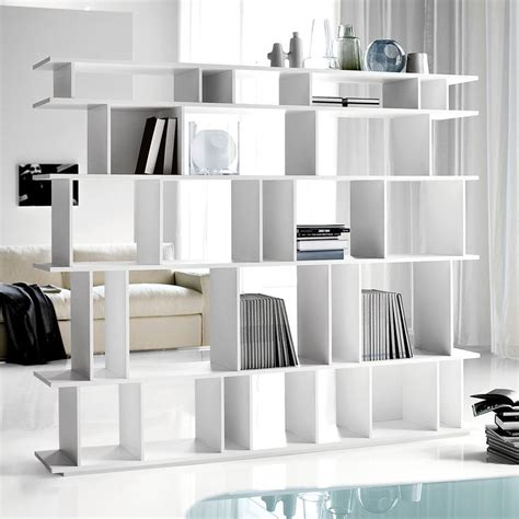 Room Divider Bookshelf Bookshelves Pinterest Using Bookshelves As Room Dividers