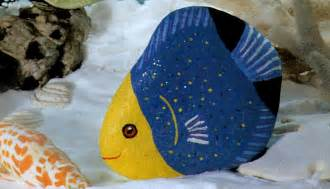 Small Bedroom Ideas fish easy rock painting animals designs ideas